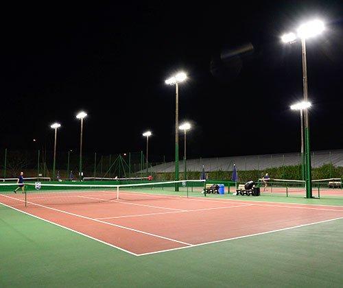 Iluminação LED Estádios e CLubes