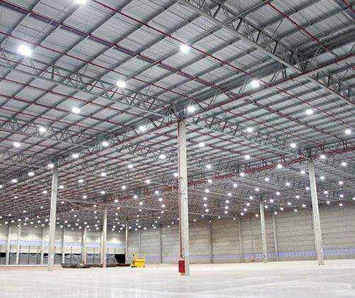 iluminação Galpão Industrial