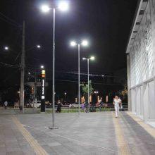 Iluminação LED Metrô SP Morumbi