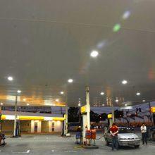 Iluminação LED Posto de Combustível