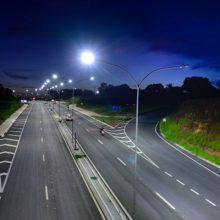Iluminação LED Pública Cidade de Taubaté SP