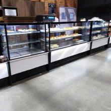 Iluminação LED para supermercados