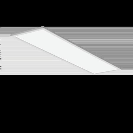 Painel LED Retangular Embutir