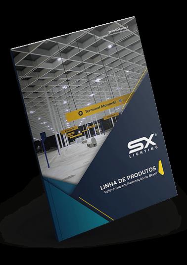 catálogo luminárias led sx lighting driver philips